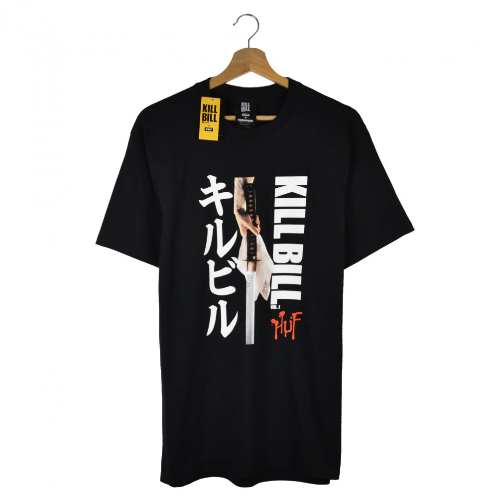 Kill Bill x HUF Chapters Tee (Black)
