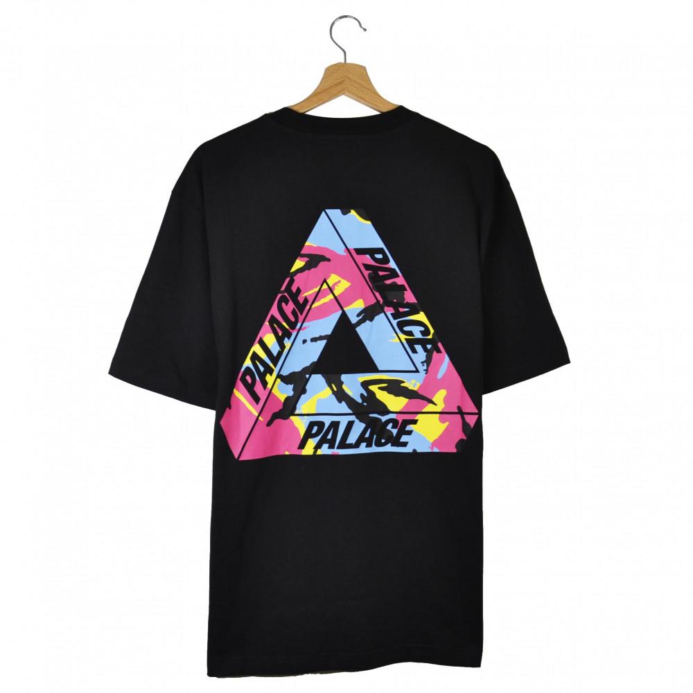 Palace Tri-Camo T-Shirt (Black)